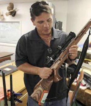 Confident in Trump, gun owners buy fewer rifles, shotguns