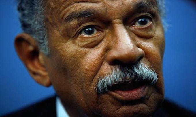 Conyers retires after new accuser says he ran hand up her thigh in church