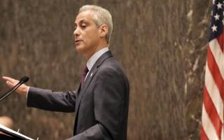 Rahm Emanuel, Chicago mayor FILE -  (AP Photo/M. Spencer Green, File)
