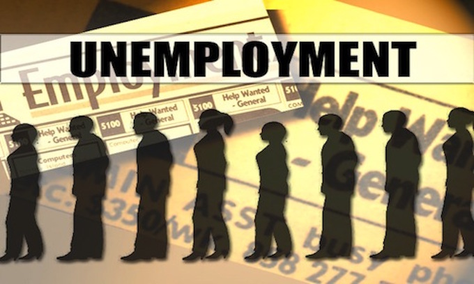 Unemployment claims reach highest level since early 2015