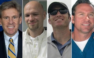 Benghazi Victims - Amb. Chris Stevens, Sean Smith, Glen Doherty, and Tyrone Woods