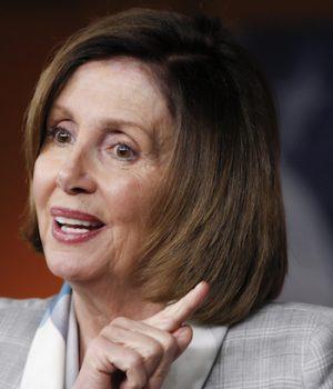 Nancy Pelosi raises $93 million to take over House of Representatives