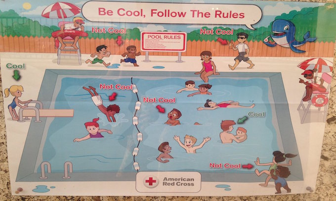 Is this Red Cross poster racist? Just ask Whoopi