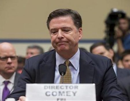 Comey drafted announcement closing Hillary Clinton probe before key witnesses interviewed