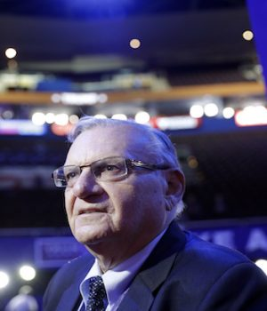 Sheriff Joe: Trump will build the wall, get tough on illegal immigration