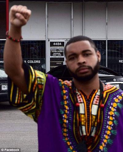 Mayor: 12 police officers shot in Dallas during Black Lives Matter