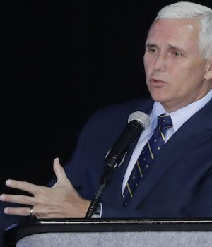GOP delegates love Pence — even those who don't like Trump