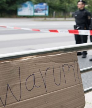 German authorities 'search for motive' in deadly shooting by German-Iranian