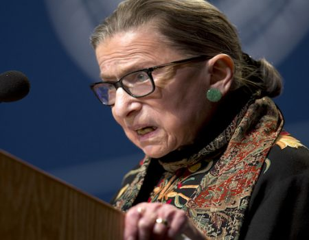 SC Justice Ruth Bader Ginsburg hospitalized after fall