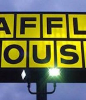 There were two Waffle House heroes recently but the media ignored the one who was armed