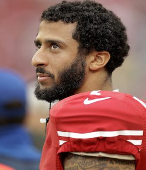NFL QB refuses to stand for national anthem because of US oppression