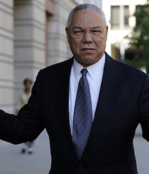 Colin Powell: America should ignore North Koreans when they shoot missiles