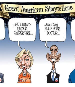 Liar's Hall of Fame