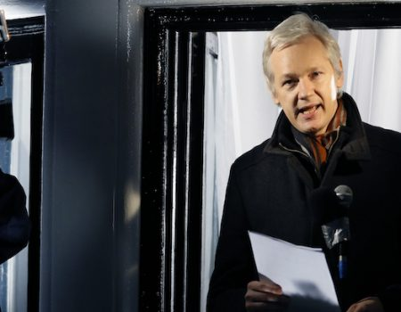 Hannity seeks out Julian Assange, WikiLeaks publisher, as possible fill-in host