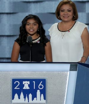Fugitive from Justice Addressed DNC