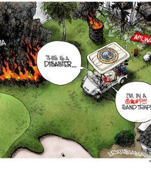 Obama's Bizarro World