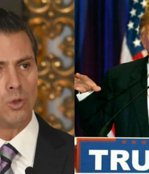 Trump to meet with Mexican President Enrique Pena Nieto Today