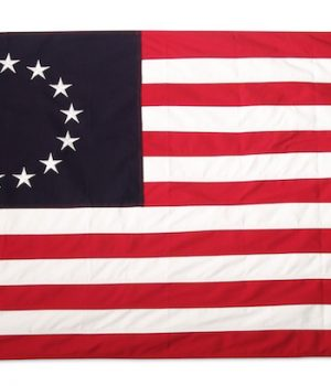School District: Betsy Ross Flag Symbolizes 'Hate'
