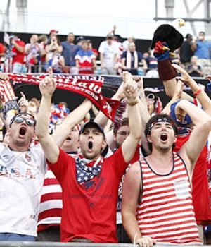 Schools Crack down on 'USA, USA' Chant, Ban Flags