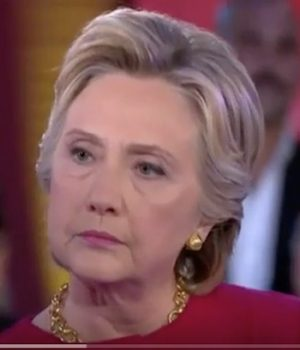 Is Hillary Clinton taking money from the Russians? We'll never know.