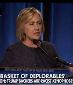 Meet Hillary's Basket of Deplorable Anti-Christian Bigots