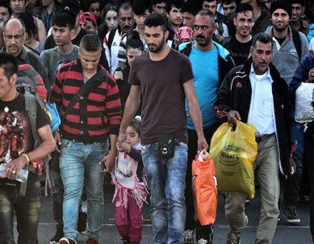 Muslim refugees spur rife anti-Semitism in Europe