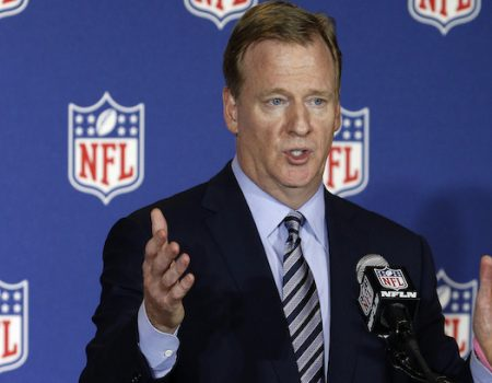 Don't fall for the NFL's talk about integrity; they want sports betting