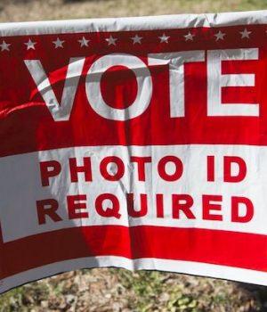 Voter Fraud: The tip of an iceberg?