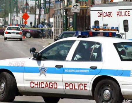 Chicago homicides down 16 percent from 2016, but still very high