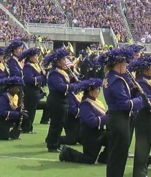 ECU: Future Band Protests 'Will Not Be Tolerated'