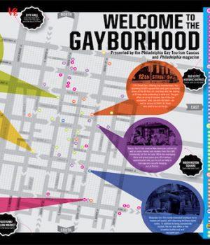 Victims: Gays Claim Philly's Gayborhood is Racist