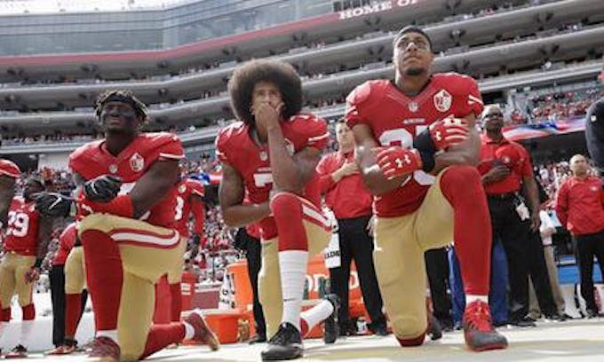 Kaepernick donates $10K to leading Soros-backed resistance group