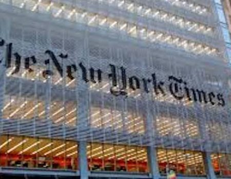 NY Times Hires Anti-White Writer, Then Defends Her Amid Backlash