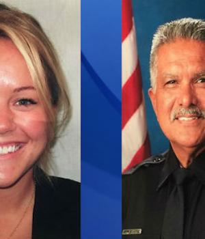 Suspect in shooting deaths of Palm Springs officers wanted to shoot police