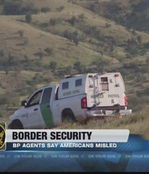 Border Patrol union welcomes Trump's wall as 'vital tool'