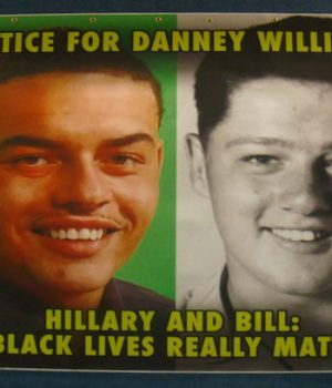 Clinton's Black 'Son' Meets the Press