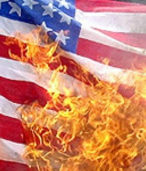 Gold Star families: Burning flag in protest is 'extremely offensive'