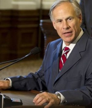 TX gov. signs bill protecting pastors' sermons