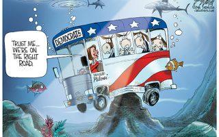 Cartoonist Gary Varvel: Nancy Pelosi