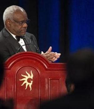 Justice Thomas: Honor Scalia by reining in government