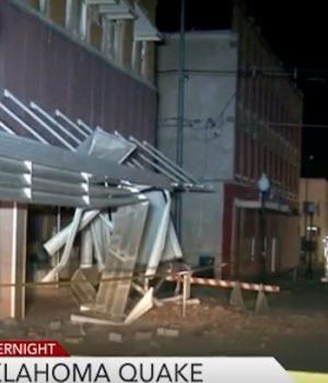 40 buildings damaged in Oklahoma earthquake