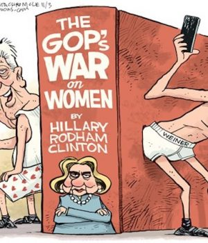 Hillary's Book Ends