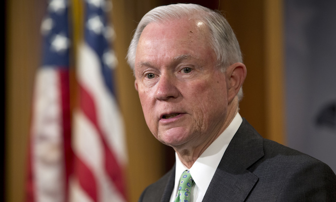 Racism, Muslim ban claims 'damnably false' according to Jeff Sessions