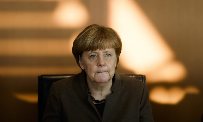 Backlash Against Merkel Grows