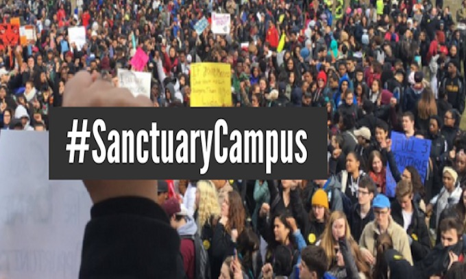 Teachers union: Detroit students need more sanctuary schools