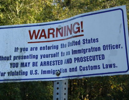 Aliens complain about family separation after illegally entering the U.S.