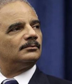 Former Obama AG incites followers to violence