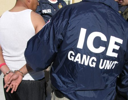 ICE bust netted 91 in NJ including several MS-13 gangsters