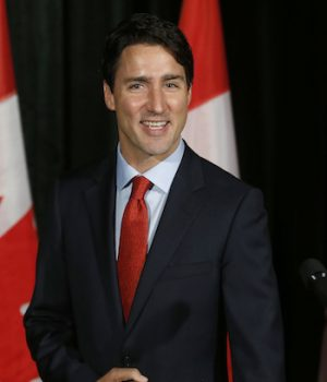 Justin Trudeau corrects woman for using 'mankind': 'Peoplekind' is 'more inclusive'