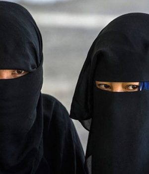 Woman fined $156 for wearing face veil in Denmark